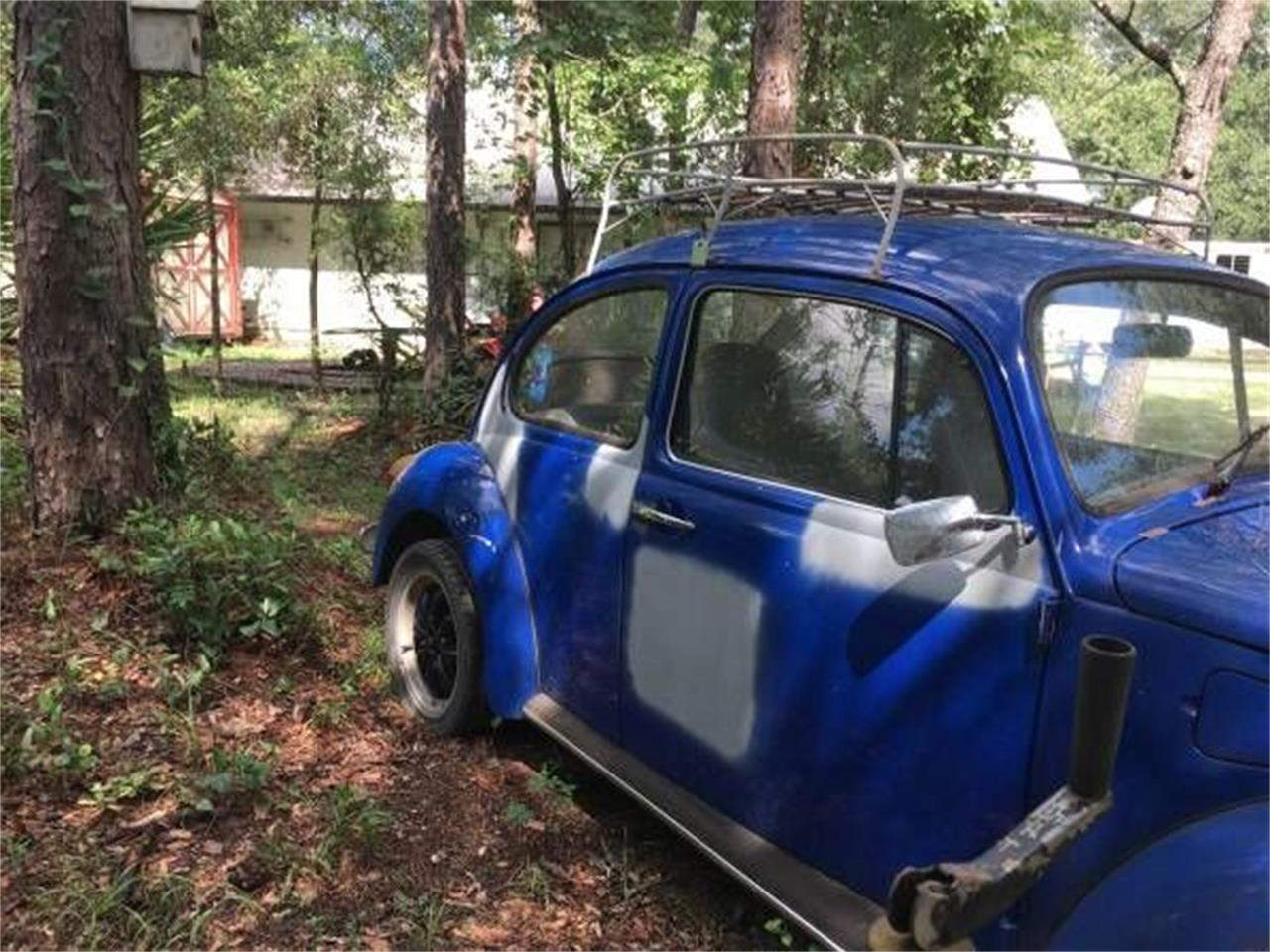 1974 Volkswagen Beetle (CC-1120890) for sale in Cadillac, Michigan