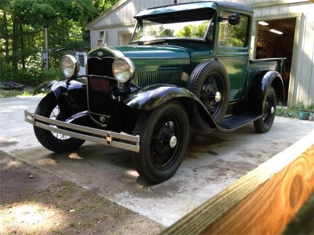 1931 Ford Pickup (CC-1120895) for sale in Cadillac, Michigan