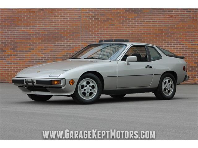 1987 Porsche 924 (CC-1128955) for sale in Grand Rapids, Michigan