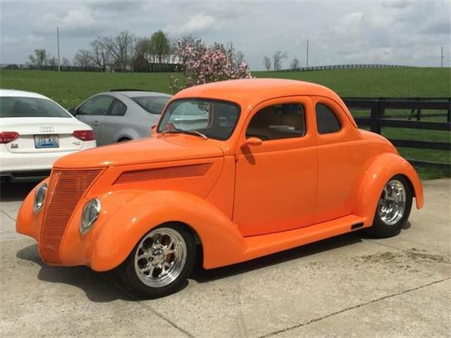 1937 Ford Coupe (CC-1120902) for sale in Cadillac, Michigan