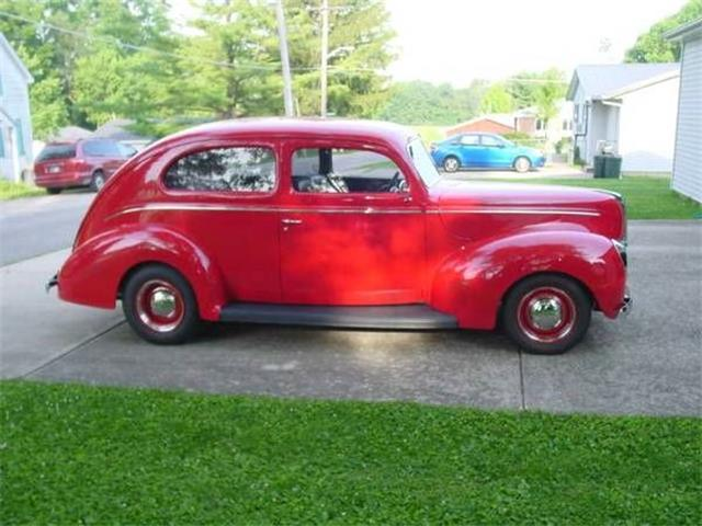 1939 Ford Tudor (CC-1120906) for sale in Cadillac, Michigan