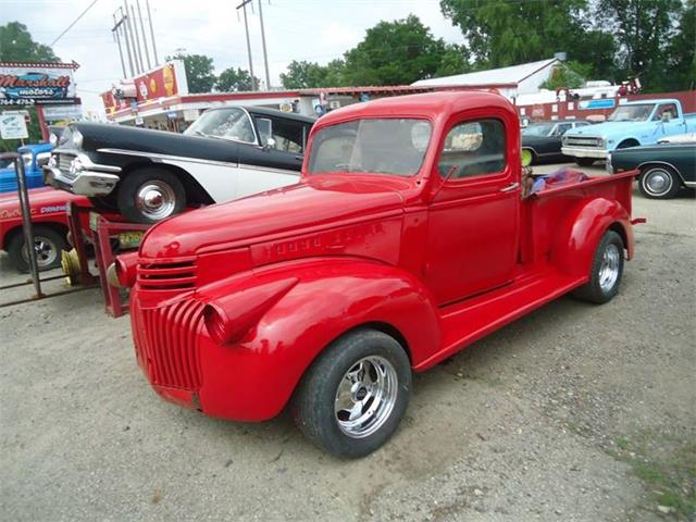 1946 Chevrolet 1/2-Ton Pickup (CC-1129082) for sale in Jackson, Michigan