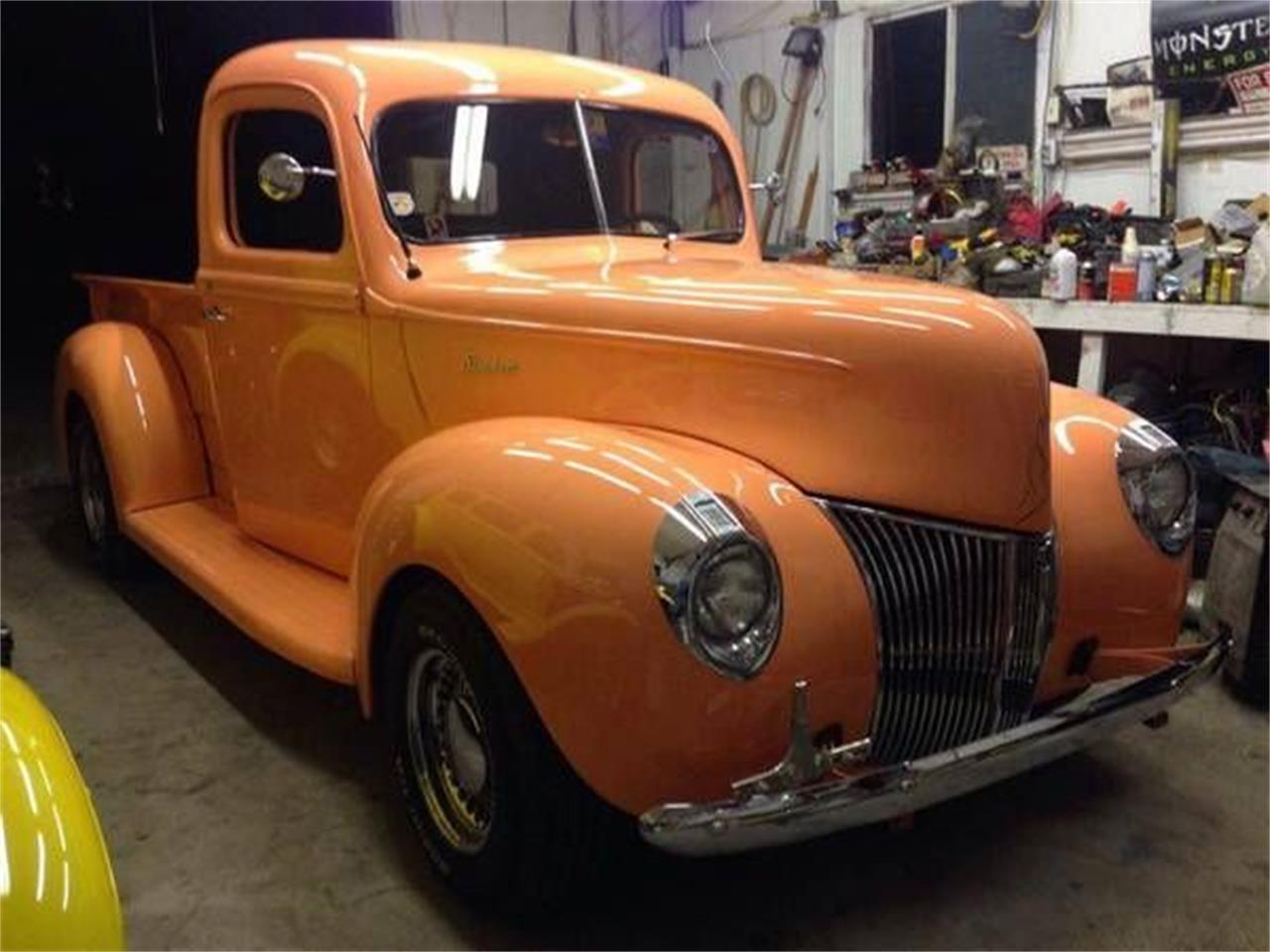 1941 Ford Pickup (CC-1120909) for sale in Cadillac, Michigan
