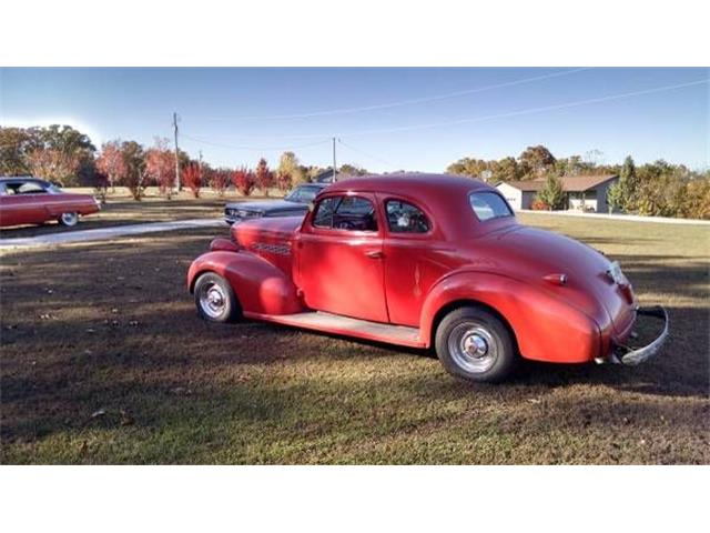 1939 Chevrolet Coupe (CC-1120091) for sale in Cadillac, Michigan