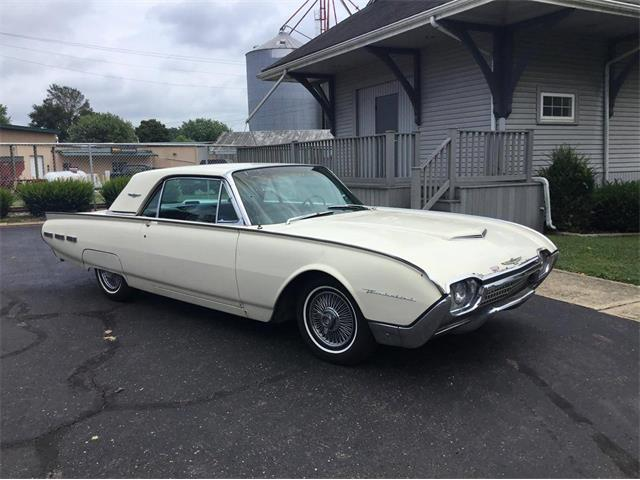 1962 Ford Thunderbird (CC-1129138) for sale in Utica, Ohio