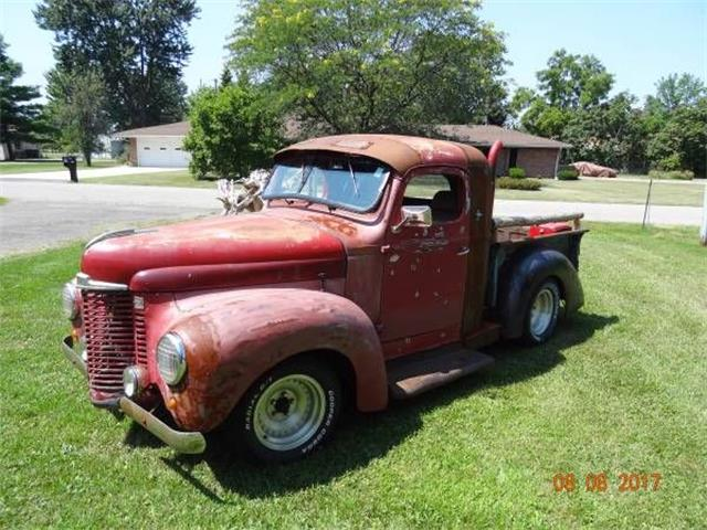 1946 International KB2 (CC-1120919) for sale in Cadillac, Michigan