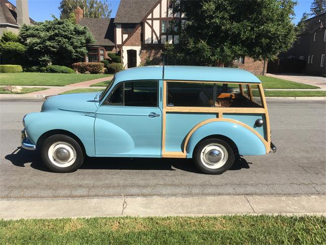 1958 Morris Minor 1000 2Dr Traveler (CC-1129197) for sale in San Jose, California