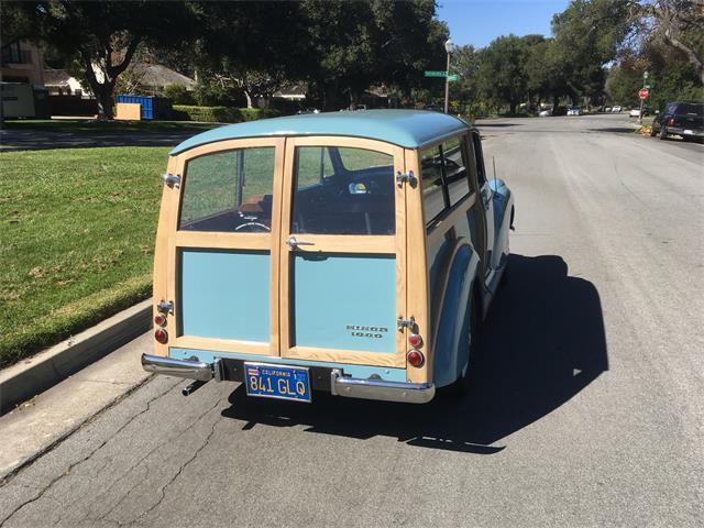 1958 Morris Minor 1000 2Dr Traveler (CC-1129197) for sale in San Jose, California