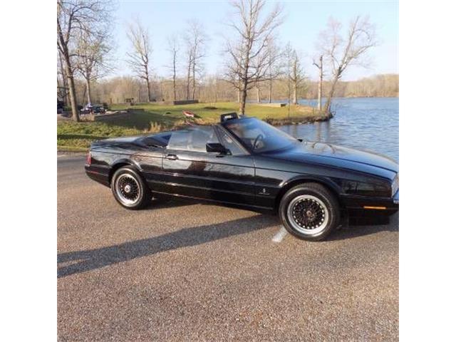 1990 Cadillac Allante (CC-1120924) for sale in Cadillac, Michigan