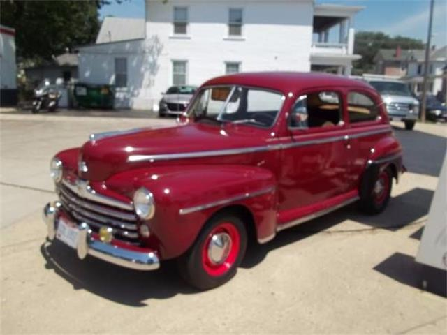 1948 Ford Super Deluxe (CC-1120935) for sale in Cadillac, Michigan