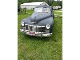 1948 Dodge Coupe (CC-1120936) for sale in Cadillac, Michigan
