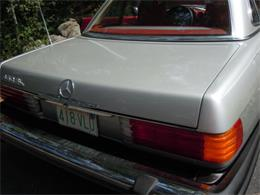 1979 Mercedes-Benz 450SL (CC-1129386) for sale in North Easton, Massachusetts