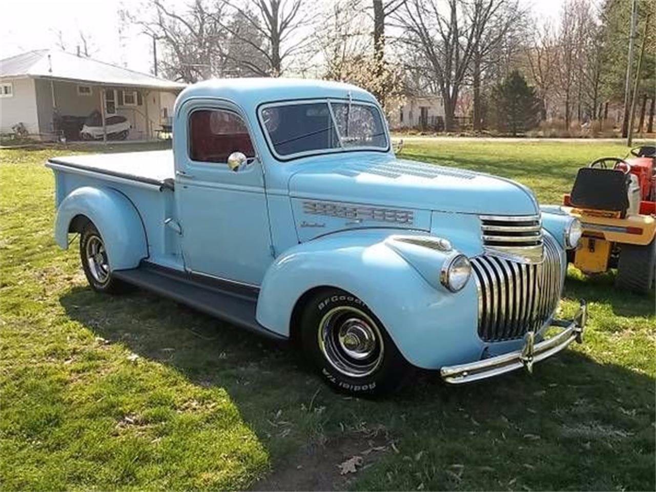1942 Chevrolet Pickup For Sale Classiccars Com Cc 1120939