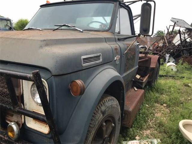 1962 Chevrolet C60 (CC-1120094) for sale in Cadillac, Michigan
