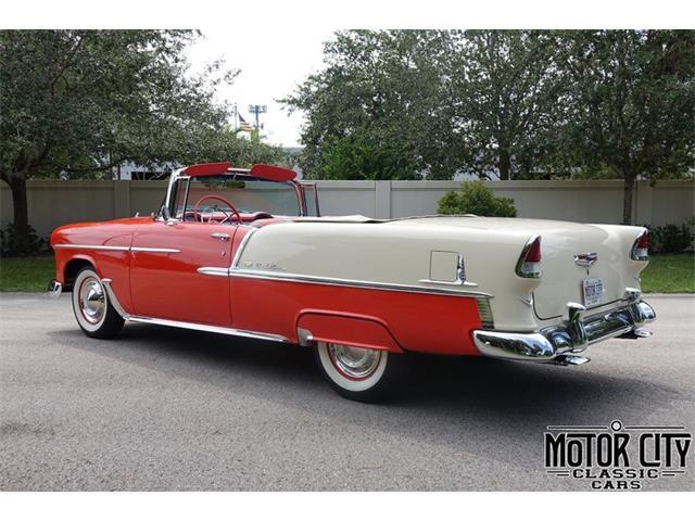 1955 Chevrolet Bel Air (CC-1129415) for sale in Vero Beach, Florida