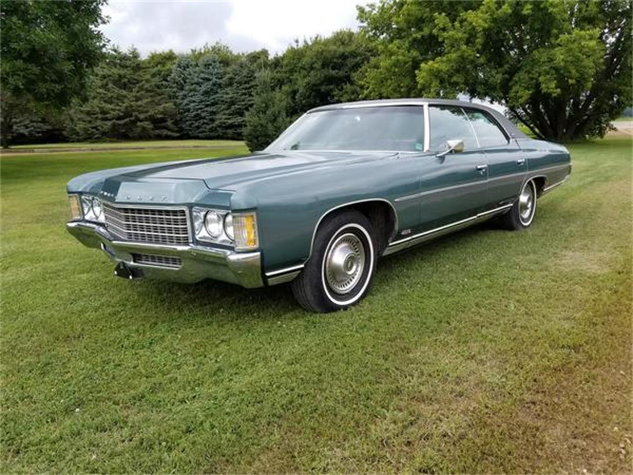 1971 Chevrolet Impala For Sale Classiccars Com Cc 1129424