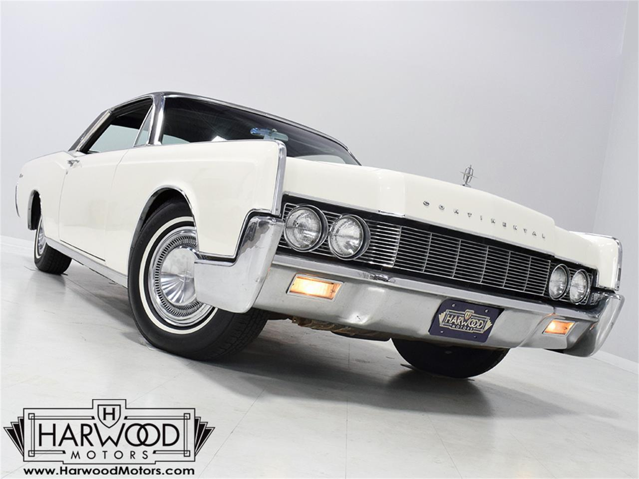 1967 Lincoln Continental For Sale Classiccars Com Cc 1129435