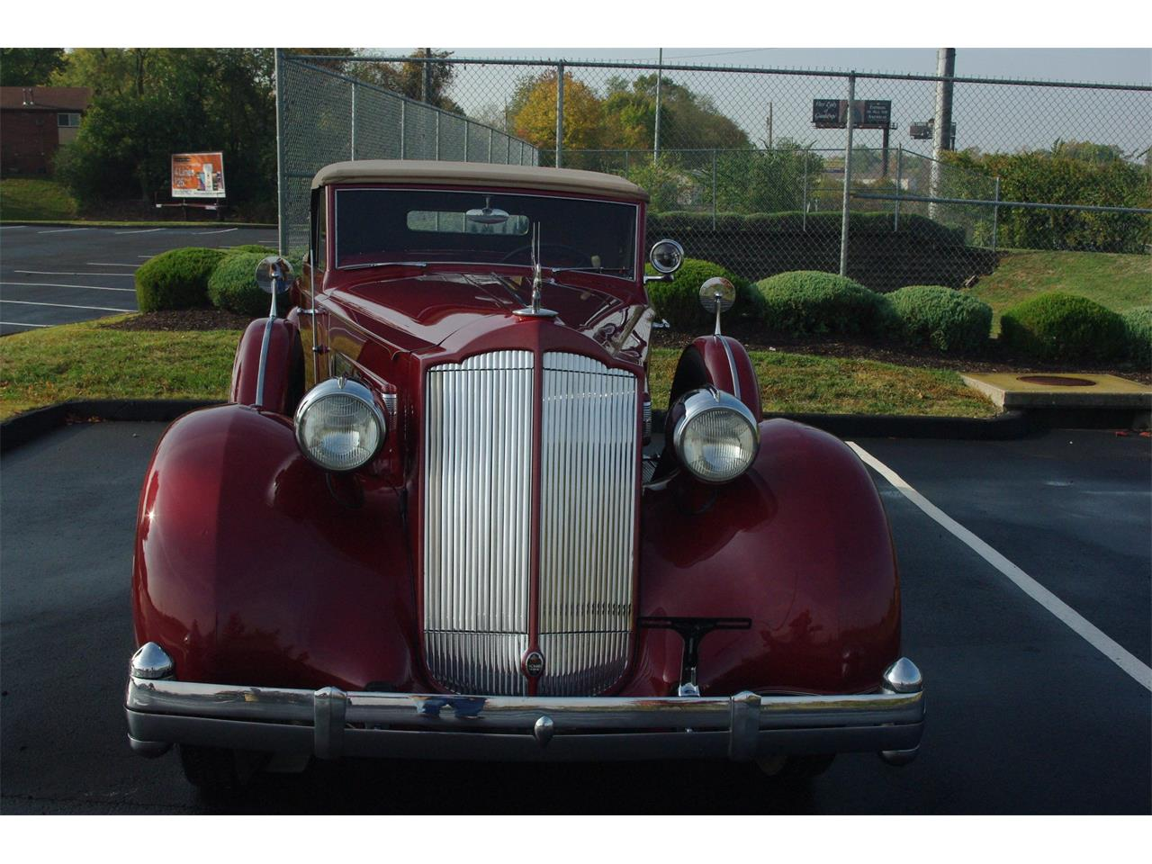 1936 Packard Super Eight (CC-1129462) for sale in St. Louis, Missouri