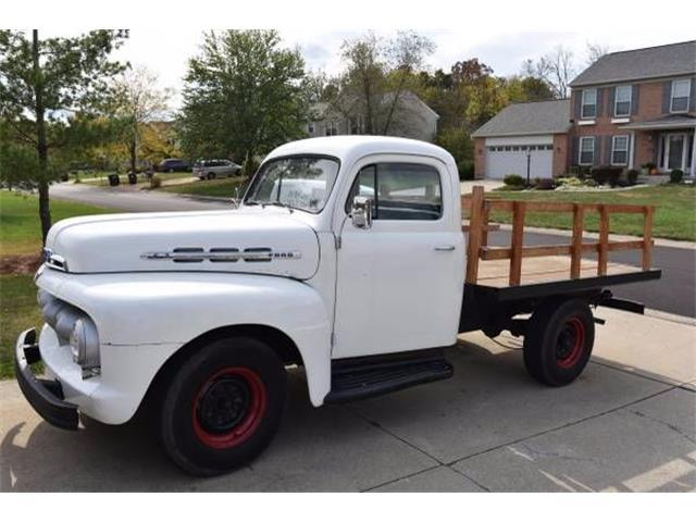 1951 Ford F2 (CC-1120949) for sale in Cadillac, Michigan