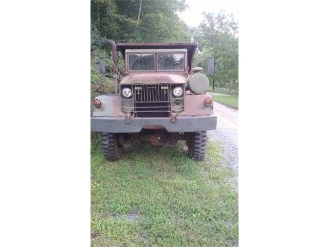 1977 AM General M817 (CC-1129537) for sale in Cadillac, Michigan