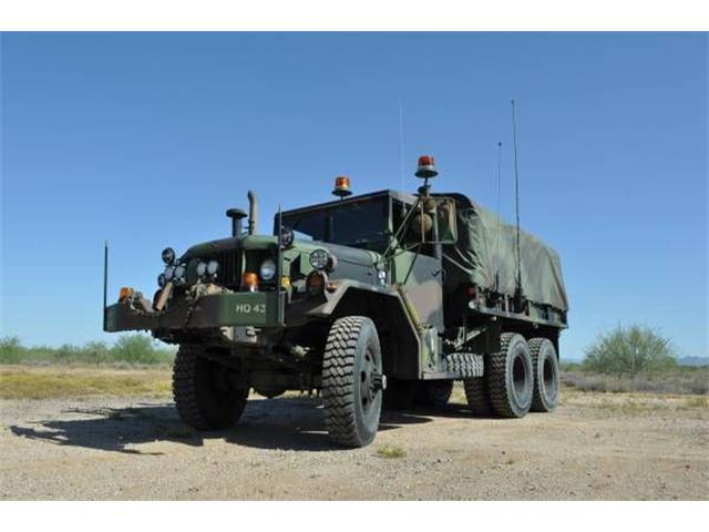 1965 AM General M35 (CC-1129540) for sale in Cadillac, Michigan