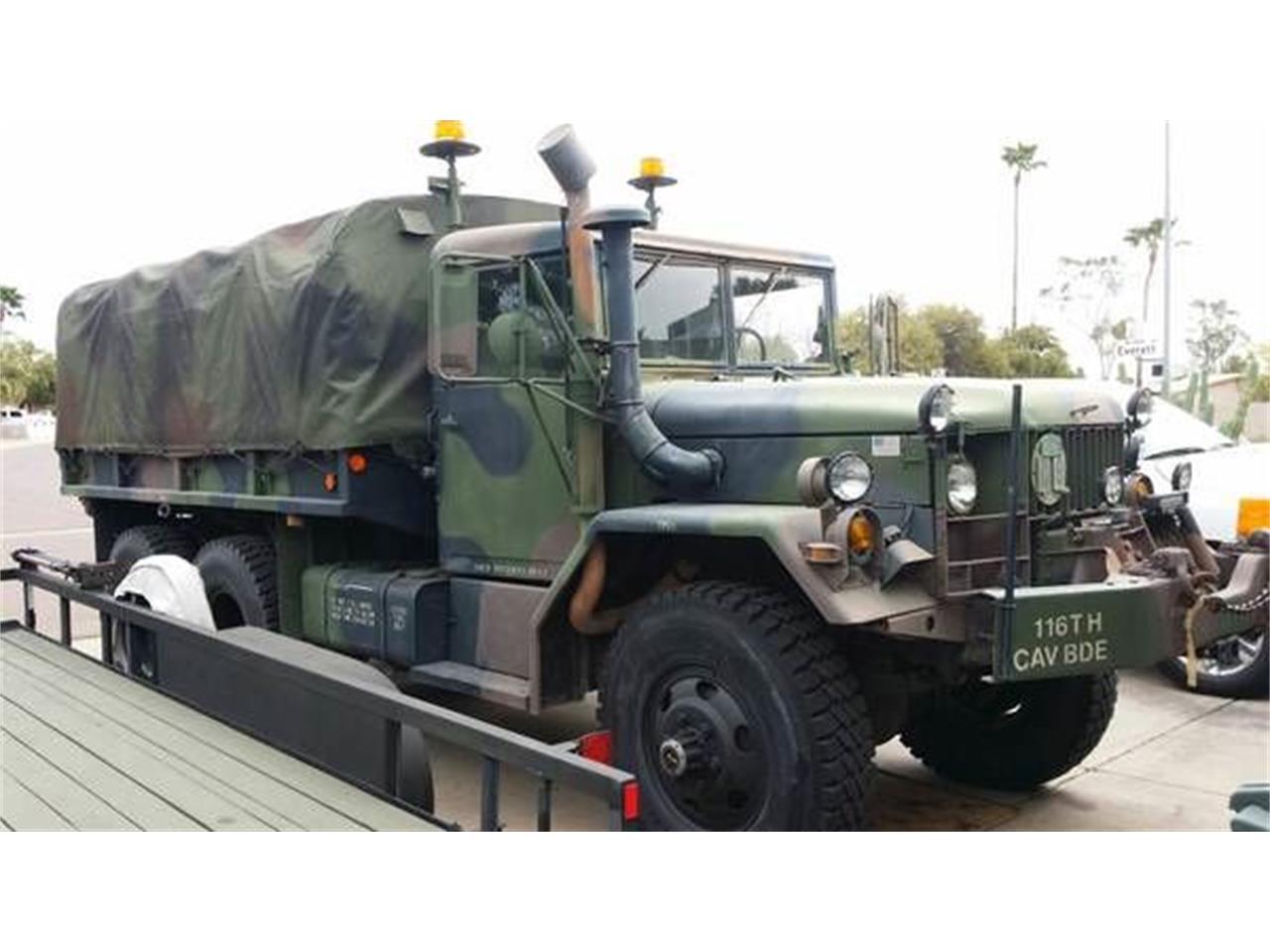 1965 AM General M35 (CC-1129540) for sale in Cadillac, Michigan