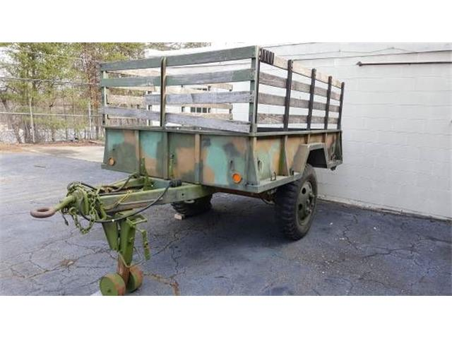 1972 AM General M35 (CC-1129553) for sale in Cadillac, Michigan