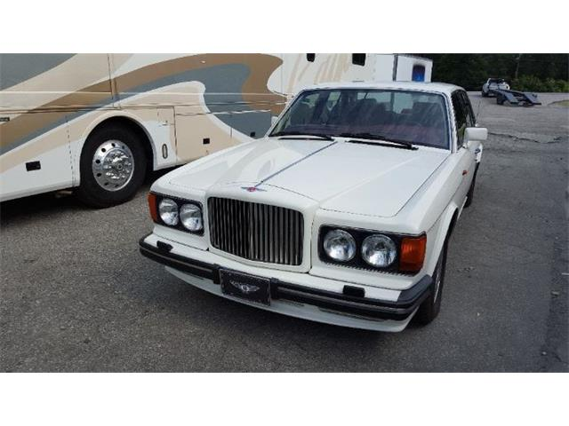 1989 Bentley Turbo R (CC-1129559) for sale in Cadillac, Michigan