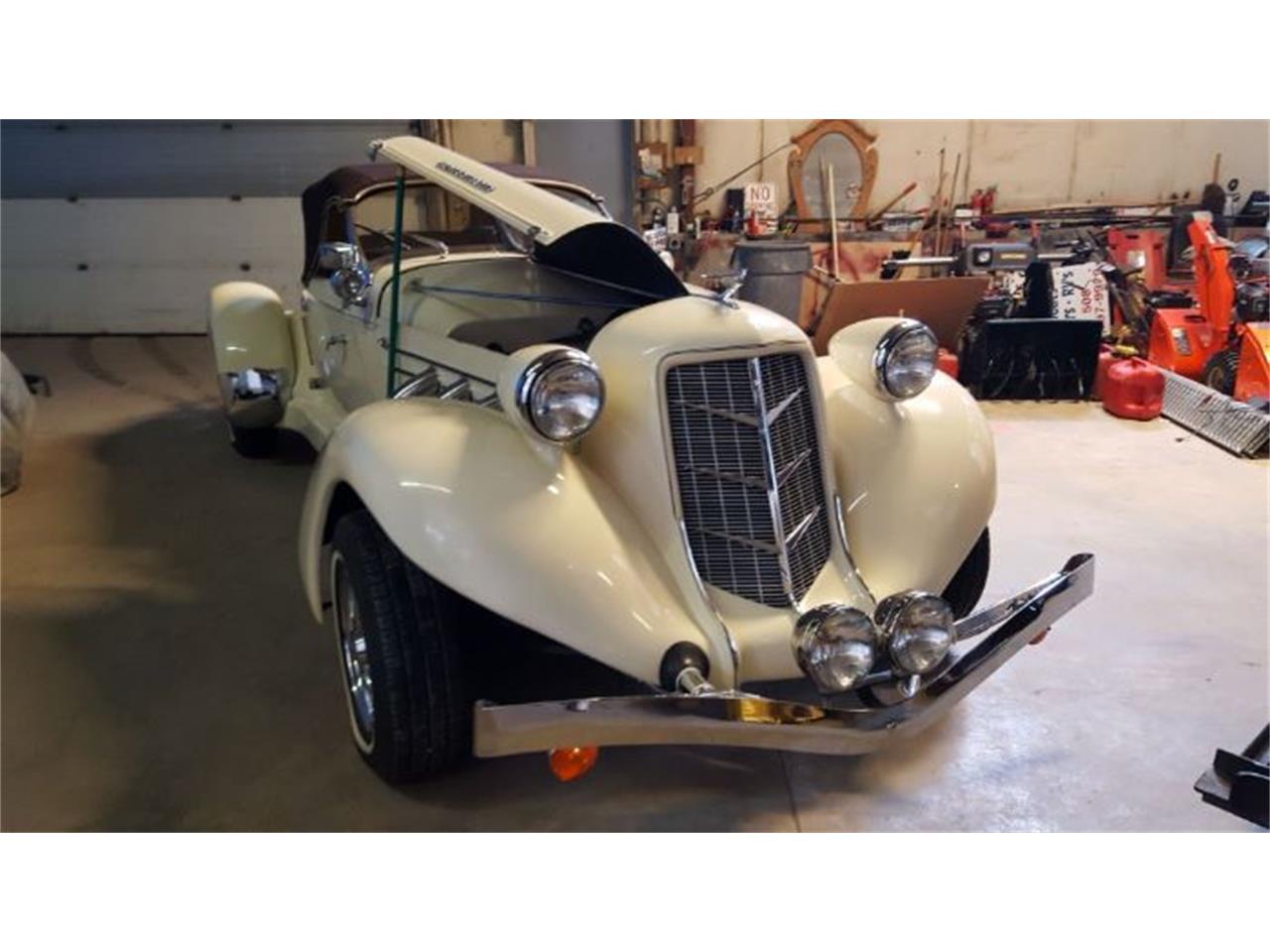 1980 Auburn Boattail (CC-1129563) for sale in Cadillac, Michigan