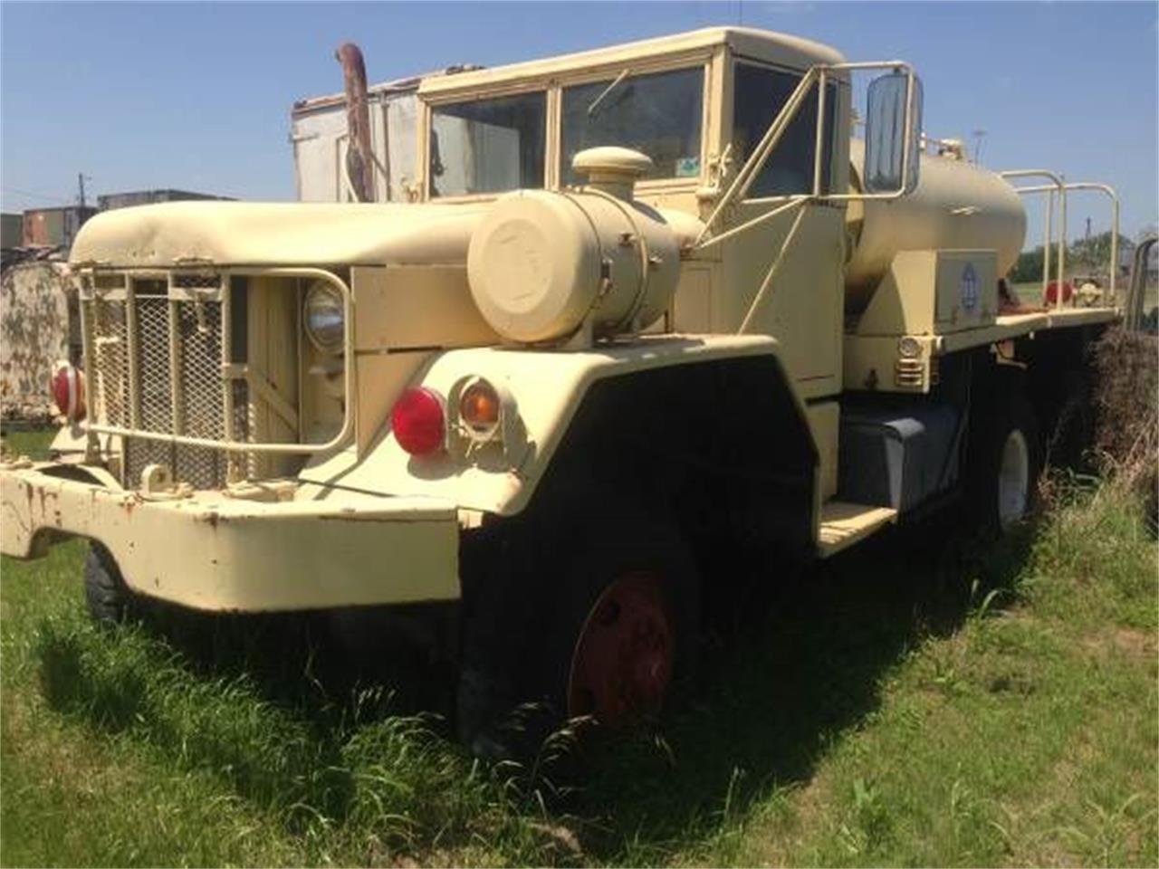 1980 AM General M810 (CC-1129565) for sale in Cadillac, Michigan