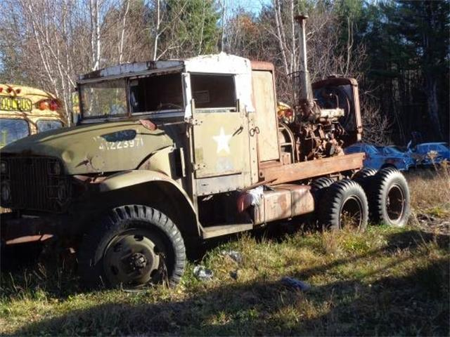 1955 AM General Military (CC-1129568) for sale in Cadillac, Michigan