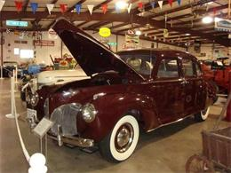 1941 Lincoln Zephyr (CC-1129620) for sale in Cadillac, Michigan