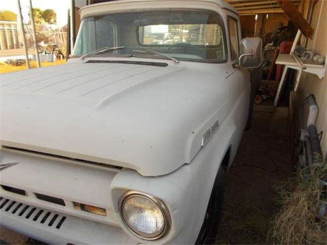 1957 Ford F100 (CC-1129626) for sale in Cadillac, Michigan