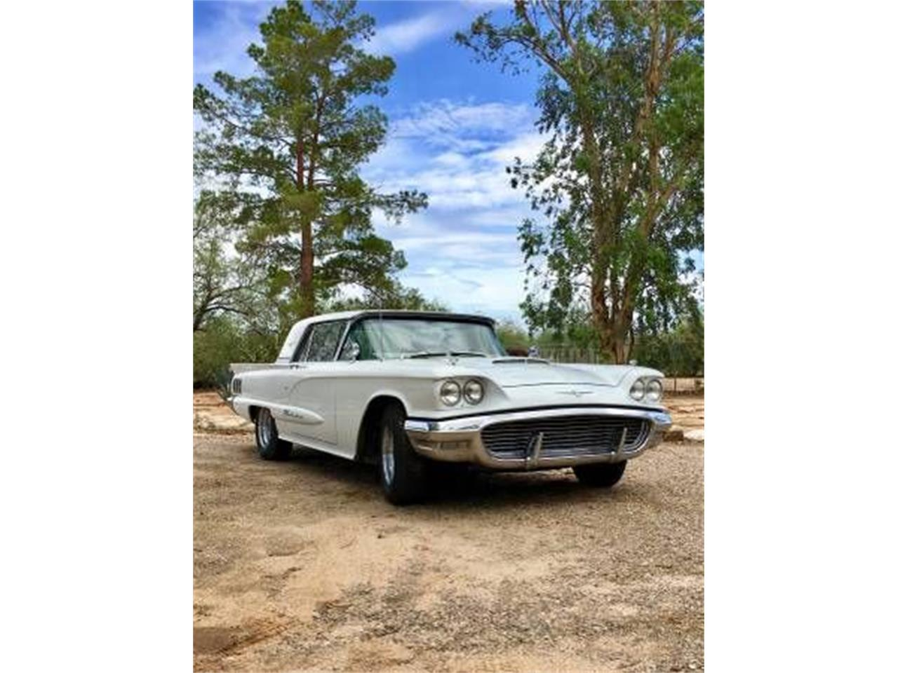 1960 Ford Thunderbird (CC-1129652) for sale in Cadillac, Michigan