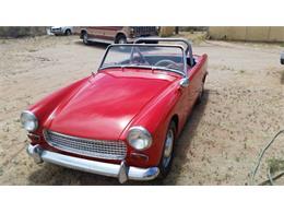 1961 Austin-Healey Sprite (CC-1129657) for sale in Cadillac, Michigan