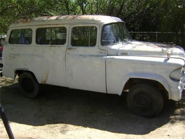 1961 Dodge Truck (CC-1129660) for sale in Cadillac, Michigan