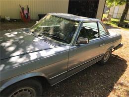 1979 Mercedes-Benz 450SL (CC-1129733) for sale in Cadillac, Michigan