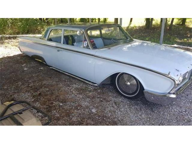 1960 Ford Fairlane (CC-1129737) for sale in Cadillac, Michigan