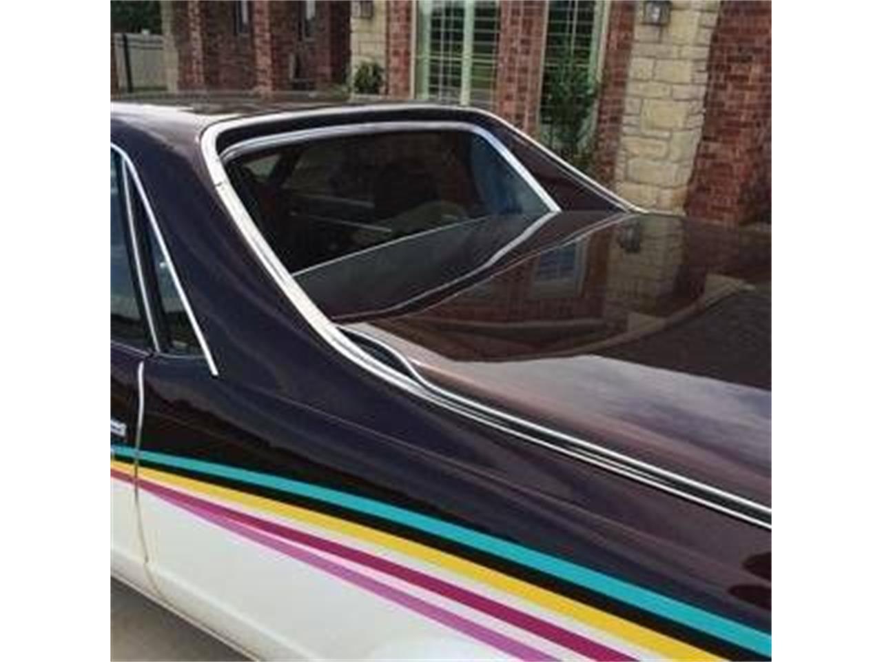 1979 Chevrolet El Camino (CC-1129739) for sale in Cadillac, Michigan