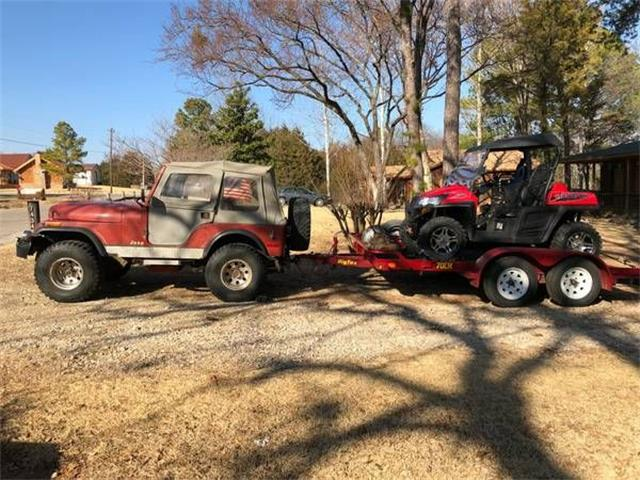 1979 Jeep CJ5 (CC-1129749) for sale in Cadillac, Michigan