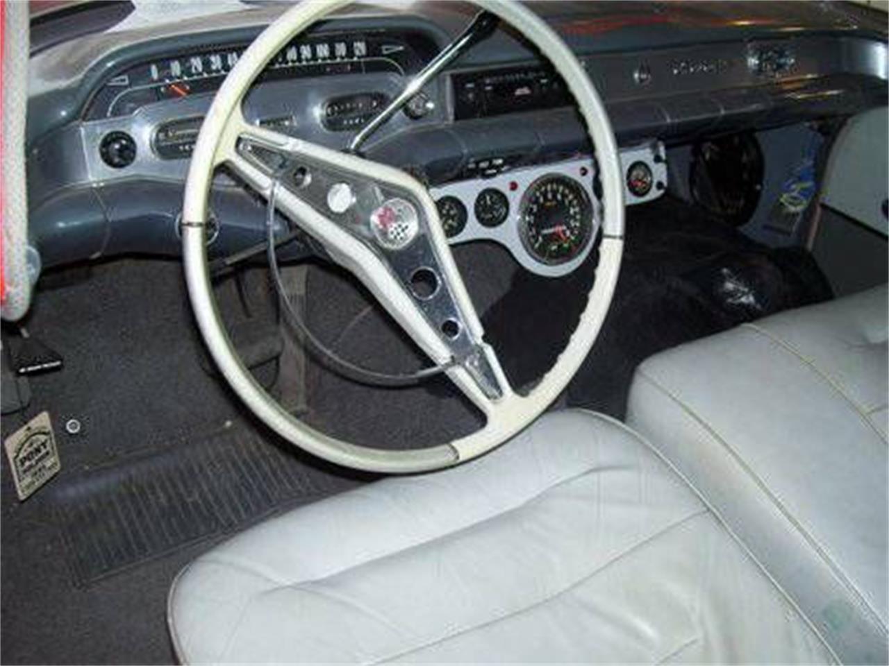 1958 Chevrolet Sedan (CC-1129773) for sale in Cadillac, Michigan