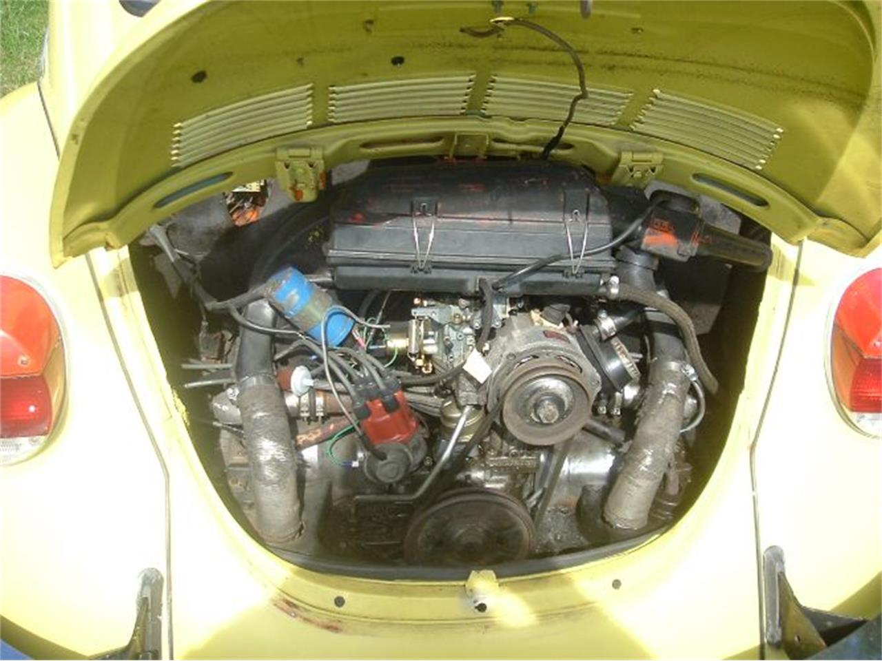 1973 Volkswagen Beetle (CC-1129775) for sale in Cadillac, Michigan