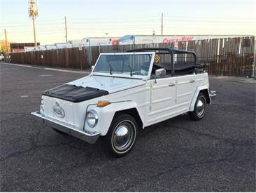 1973 Volkswagen Thing (CC-1129779) for sale in Cadillac, Michigan