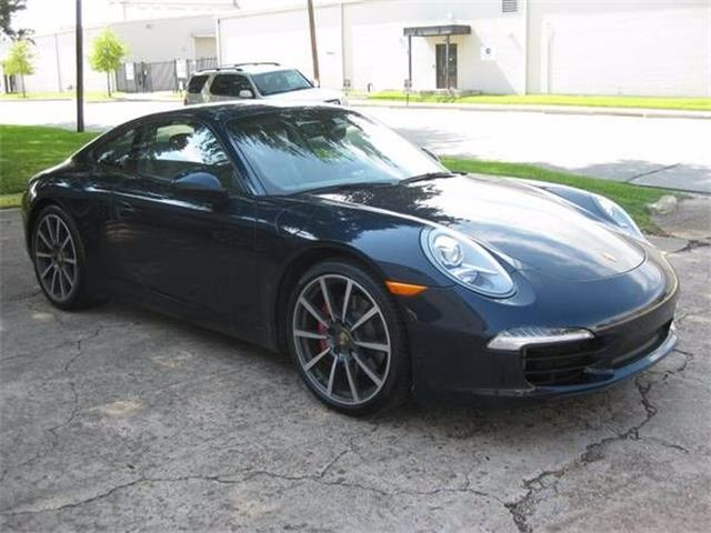 2012 Porsche 911 (CC-1120992) for sale in Cadillac, Michigan