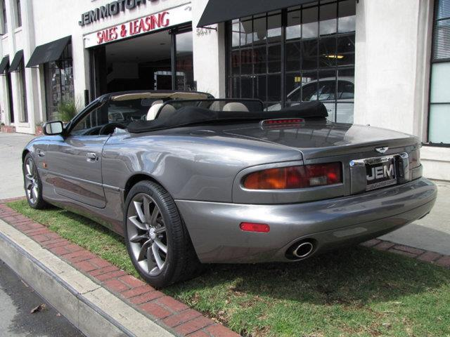 2000 Aston Martin DB7 (CC-1129920) for sale in Hollywood, California