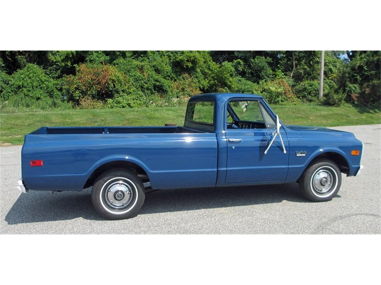 1969 Chevrolet C10 (CC-1131035) for sale in West Chester, Pennsylvania