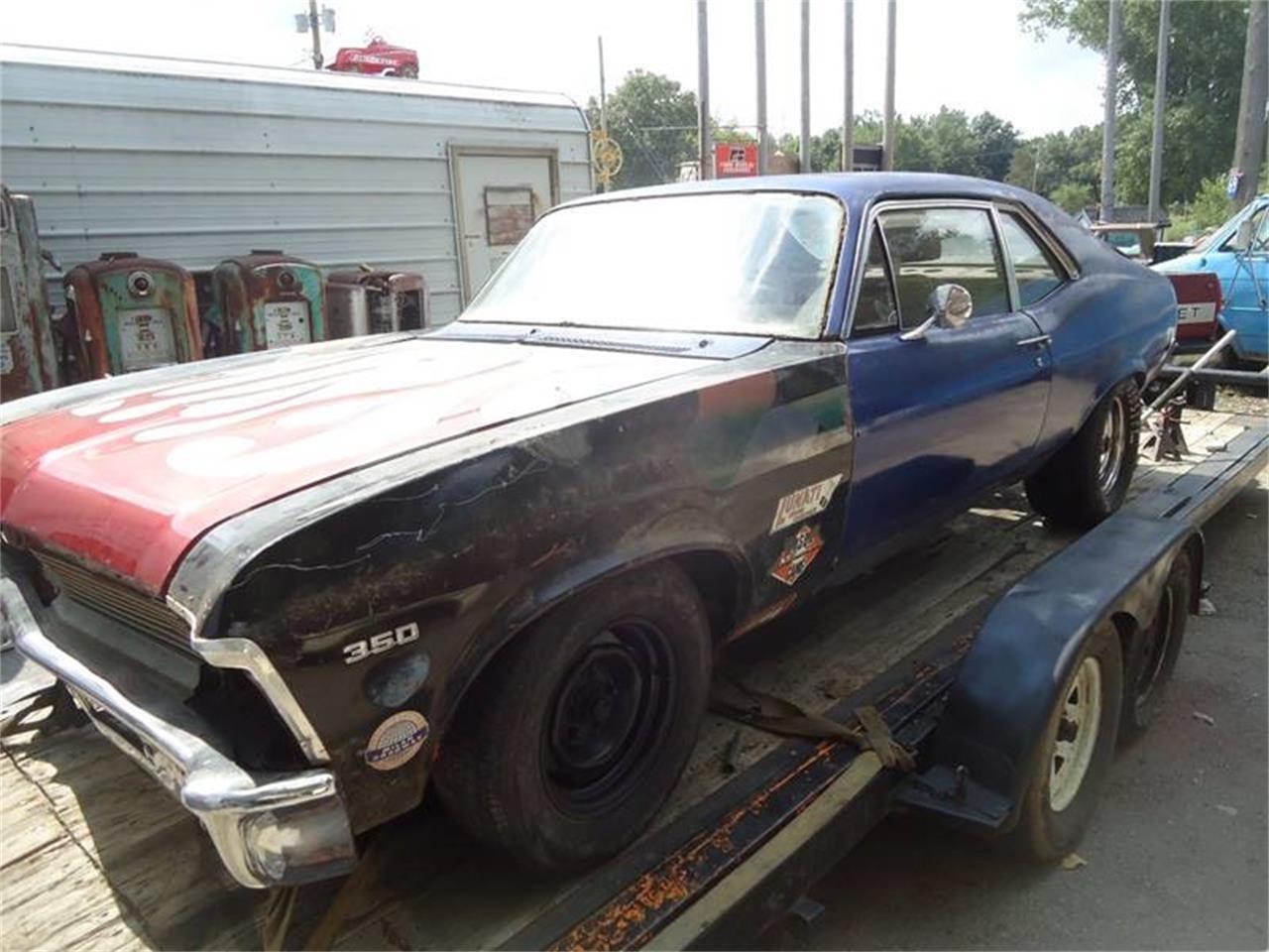1972 Chevrolet Nova (CC-1131046) for sale in Jackson, Michigan