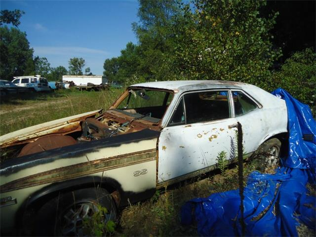 1971 Chevrolet SS (CC-1131049) for sale in Jackson, Michigan