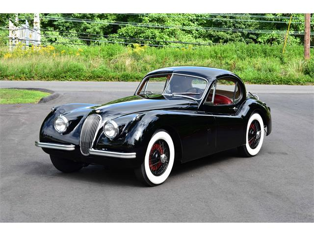 1953 Jaguar XK120 (CC-1131223) for sale in Orange, Connecticut