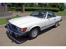 1983 Mercedes-Benz 380SL (CC-1131259) for sale in Fort Worth, Texas